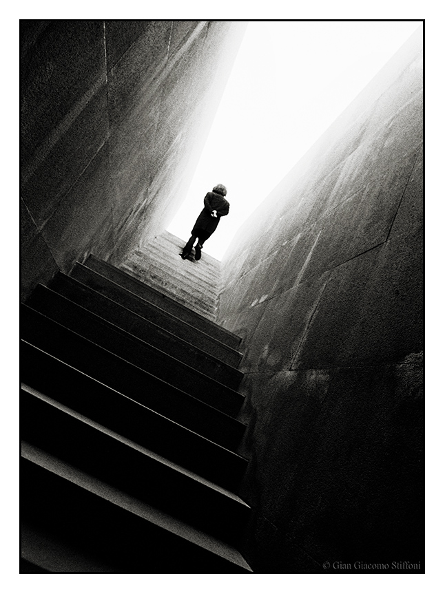 Stairway to…