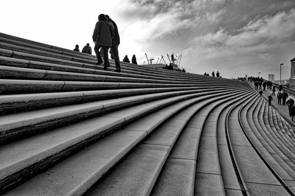 "Stairway to ""Hafen"" II"