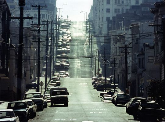 Stairway to Heaven 4 San Francisco 1979