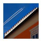 Stairway to heaven - aber mit dem Flieger geht's doch etwas flotter