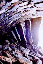 Stairway to heaven (Broch of Carloway, Isle of Lewis, Scotland)