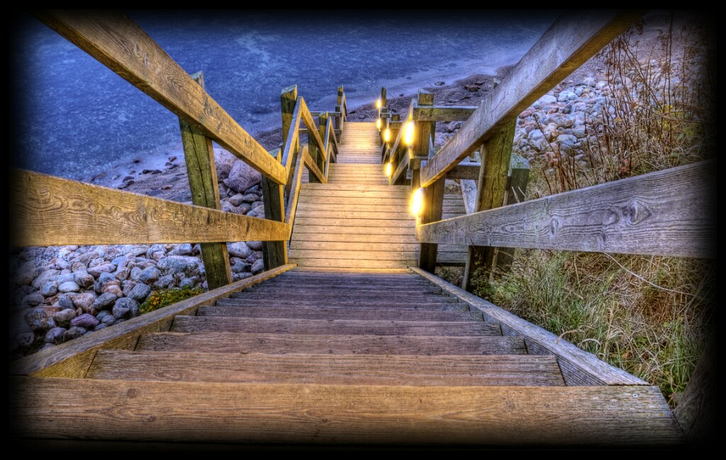 Stairway to heaven? - Eher nit.