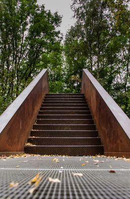 stairway to heaven - Naturpark Schöneberger Südgelände
