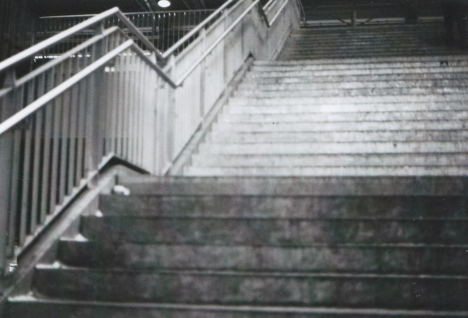 stairway to ringbahn
