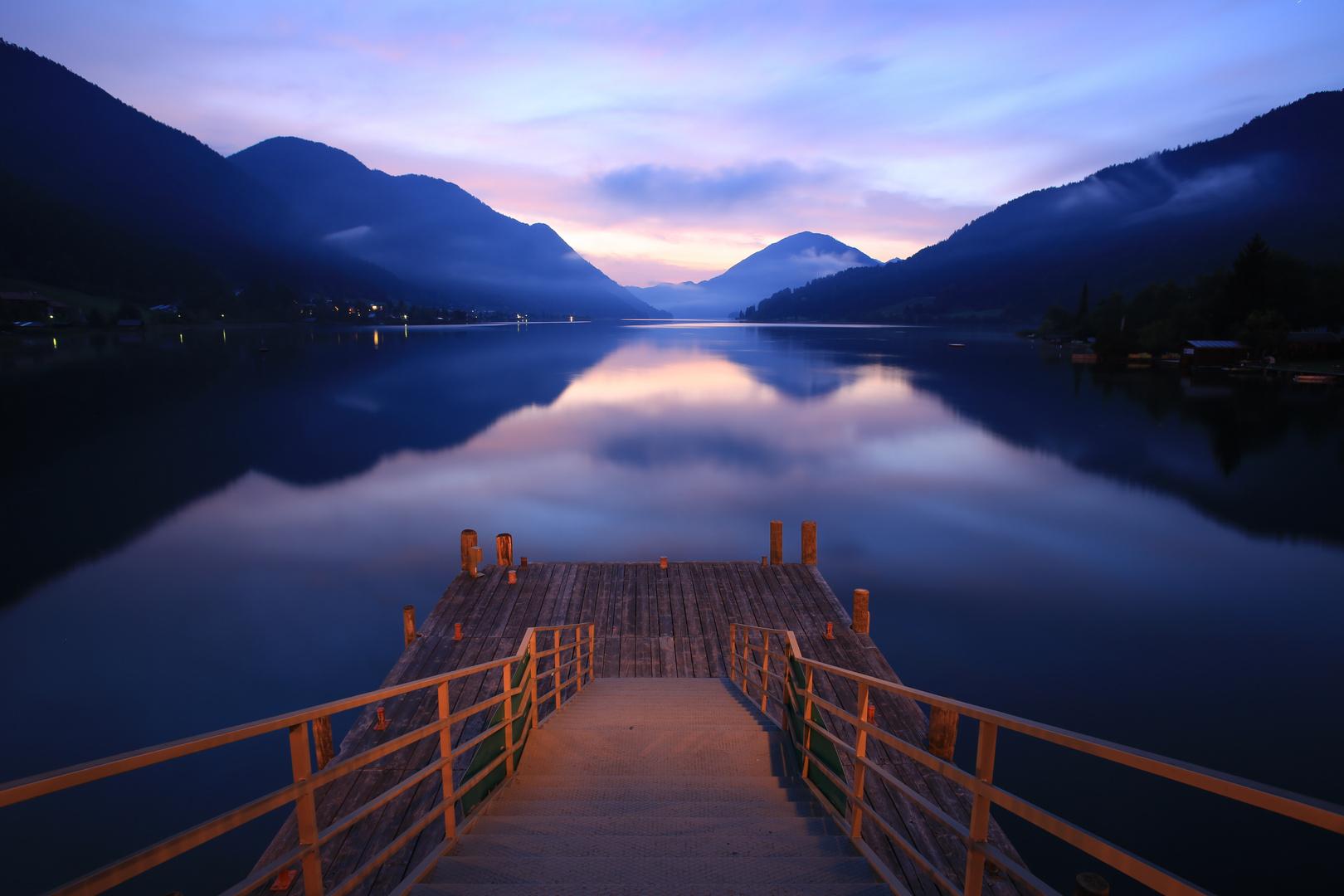 stairway to sunrise