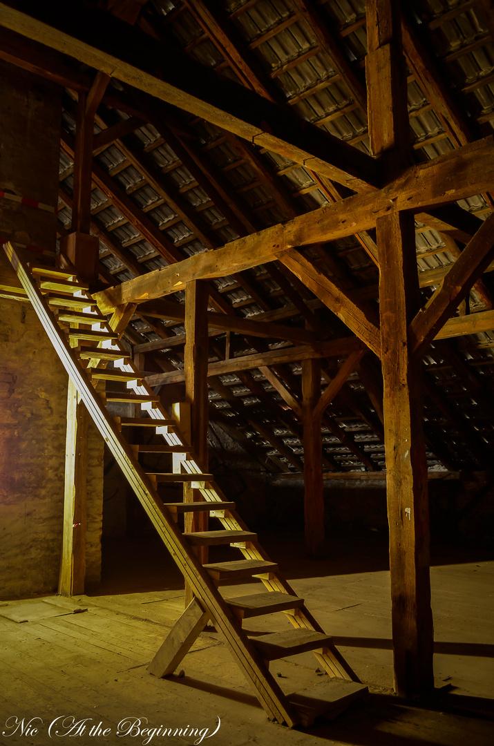 stairway too...