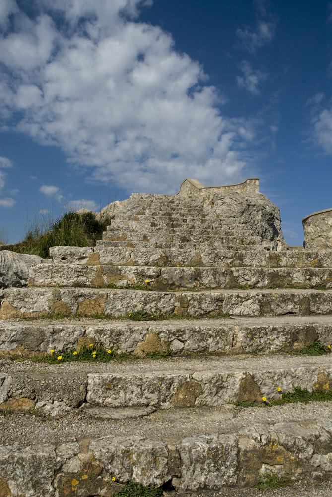 Stairways to heaven?