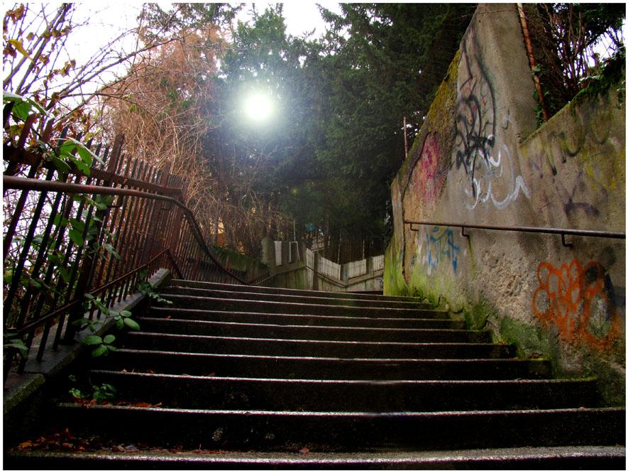 Stairways to heaven (reload)