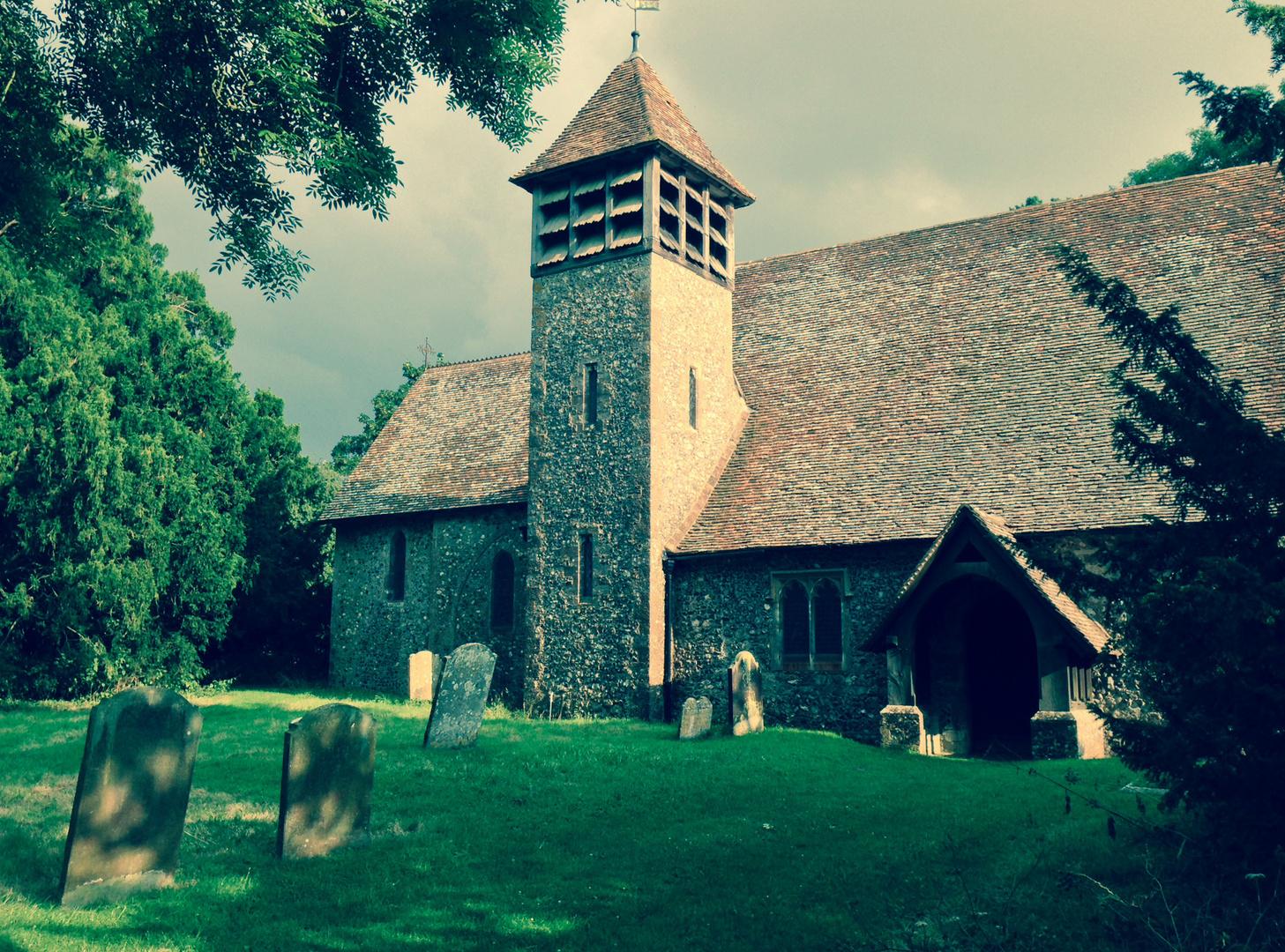 Stalisfield Church 1