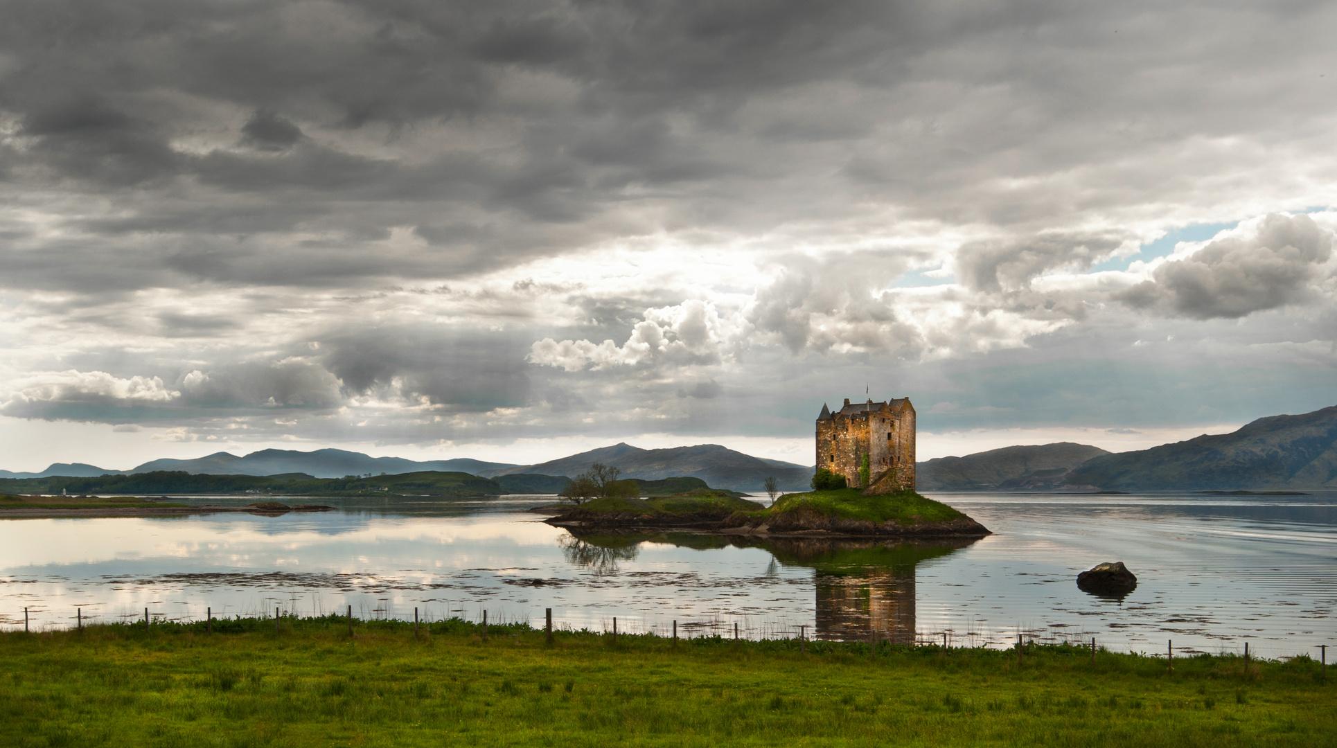 Stalker Castle, Loch Laich