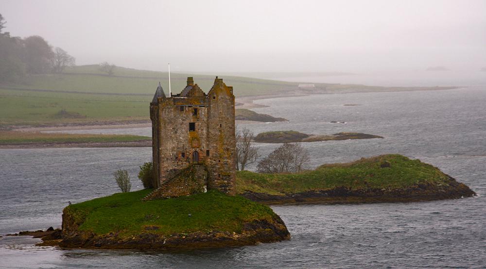 Stalker Castle...II...