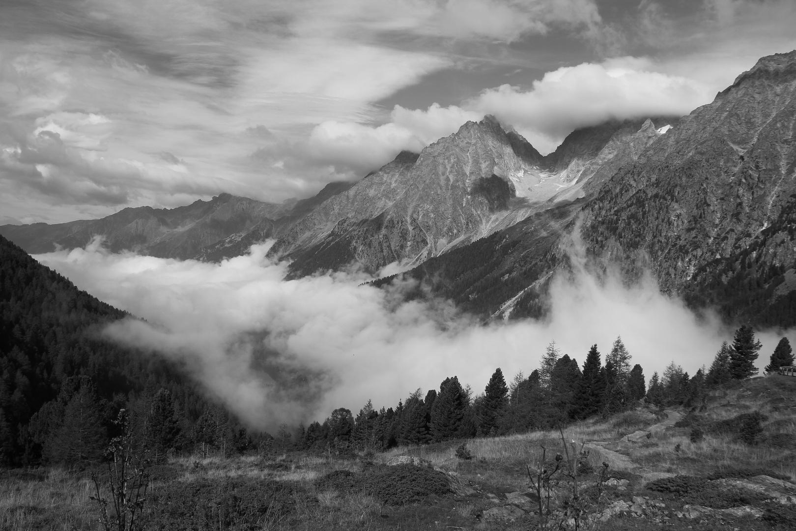 Staller Sattel, Österreich, Südtirol