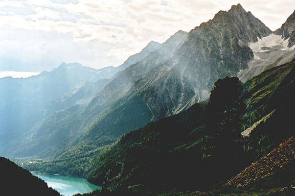 Stallersattel, Südtirol