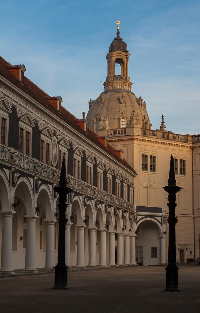 Stallhof Dresden