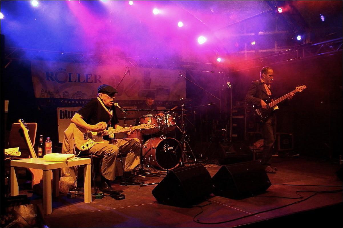 Stan The Man & The Bohemian Bluesband live