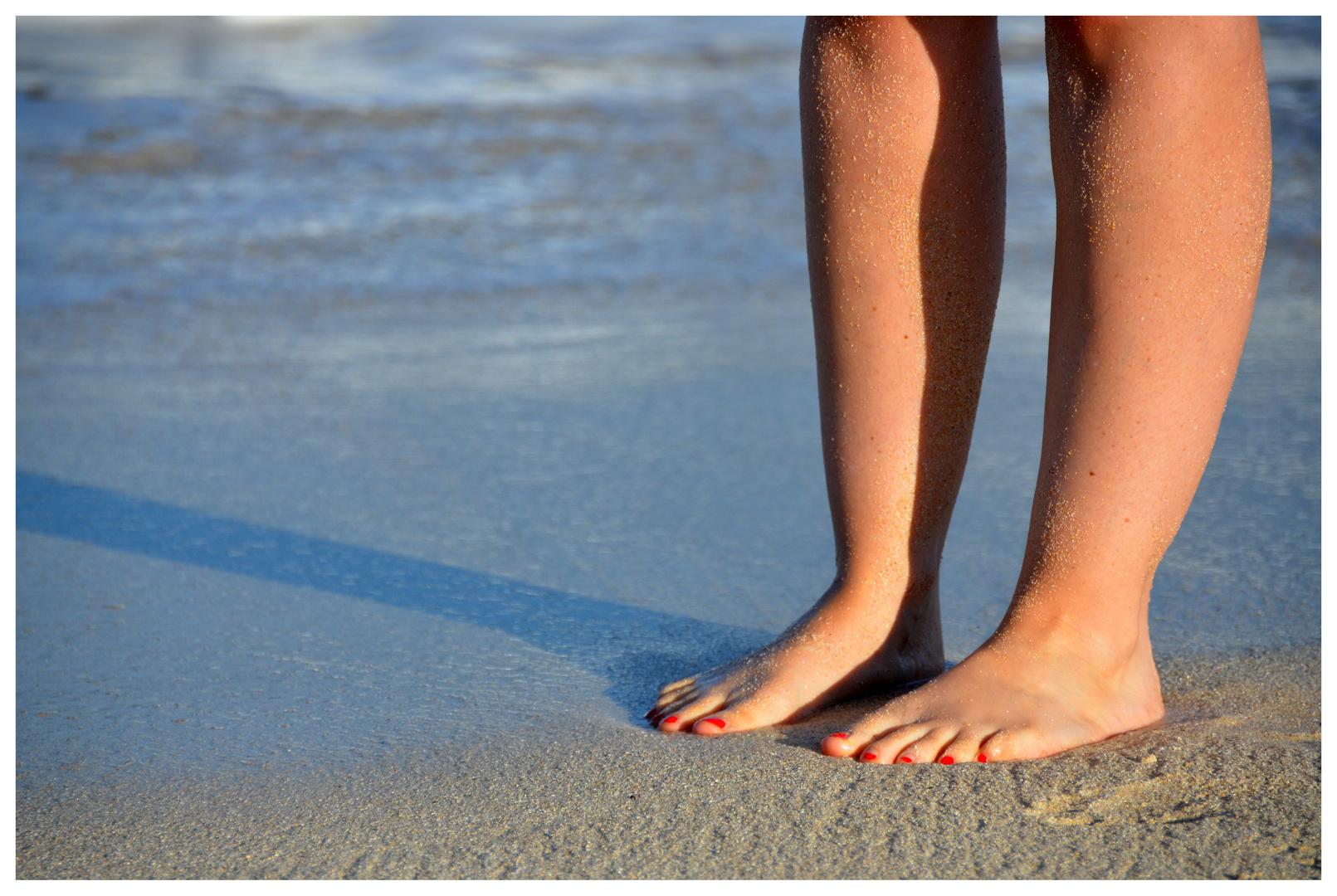 Stand am Strand