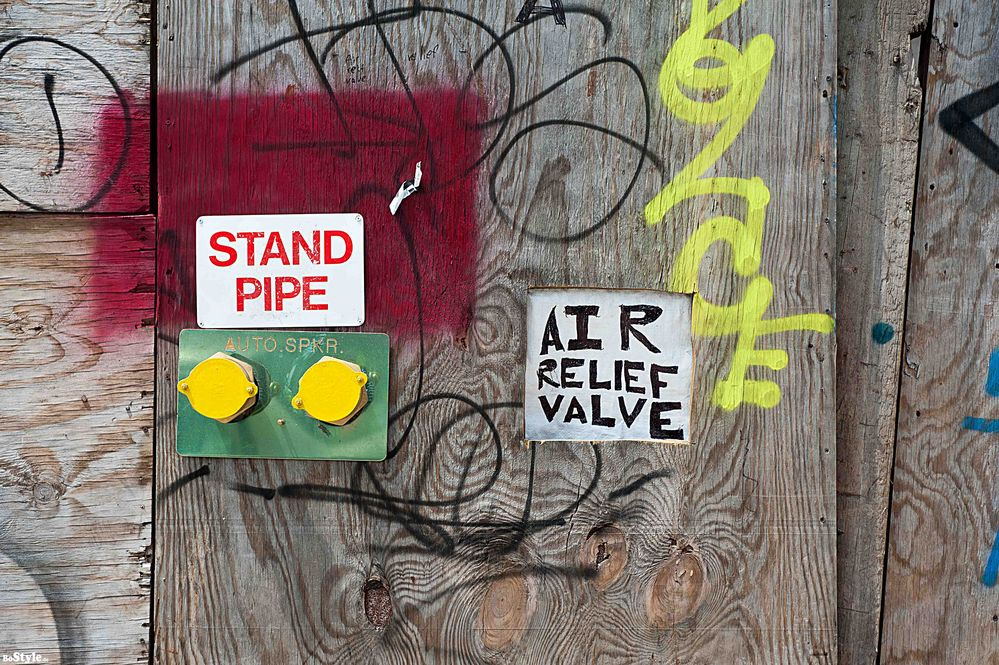 STAND PIPE