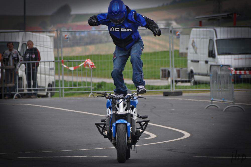 Stand-Stunt