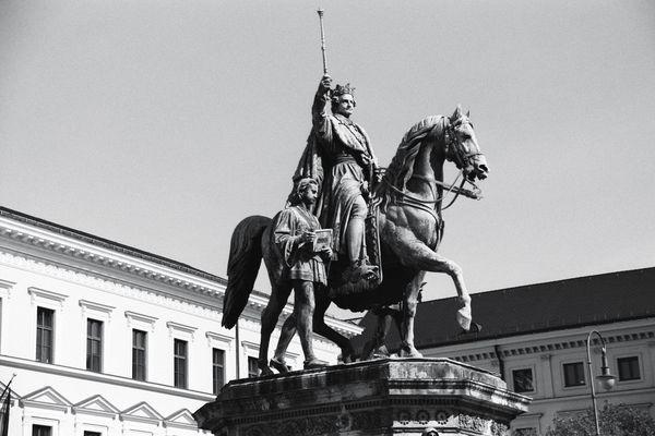 Standbild Ludwig I. von Bayern