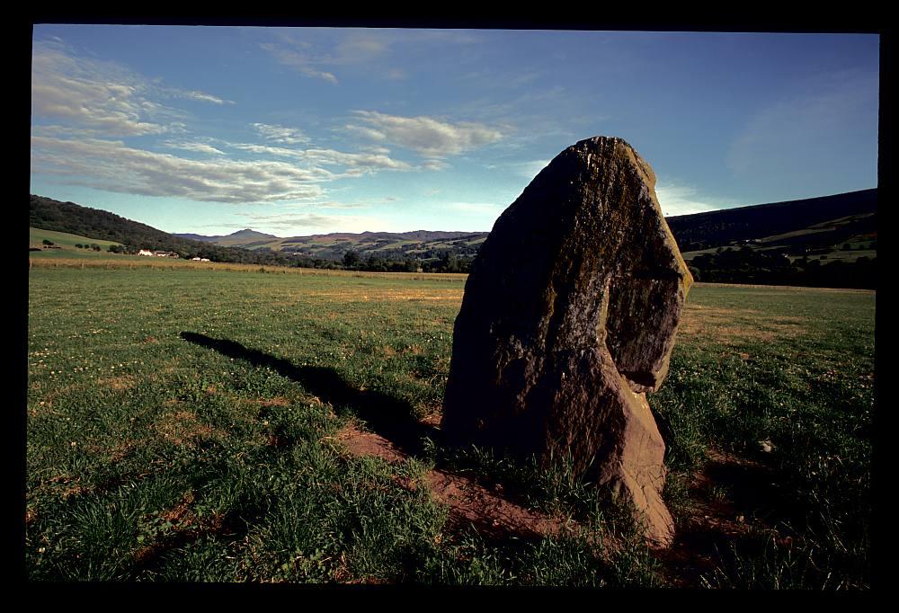 Standing Stone, Strathtay