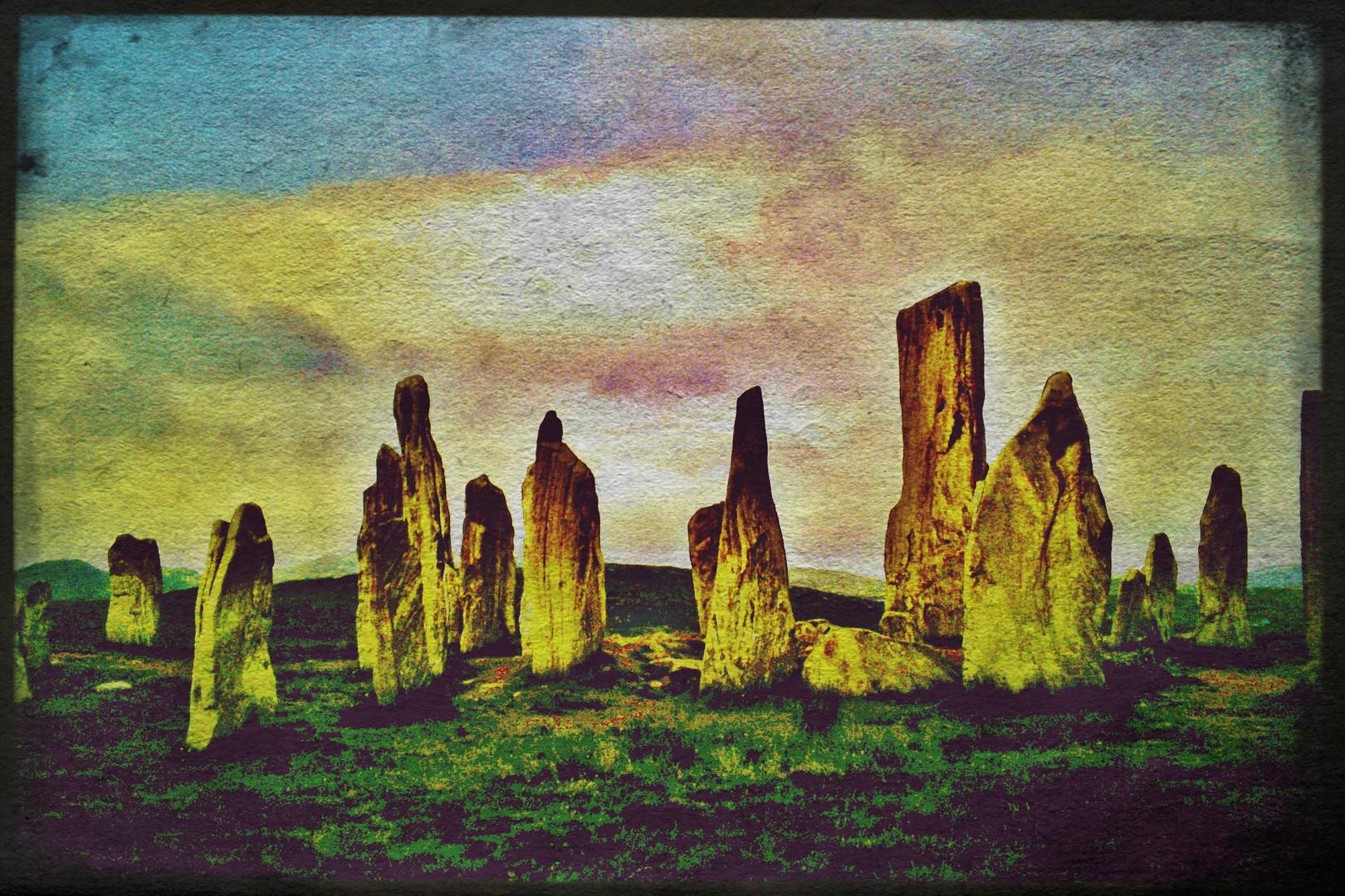 Standing Stones I