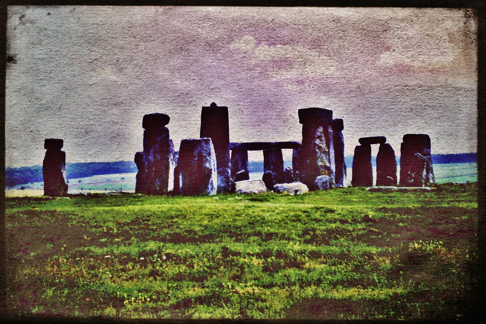 Standing Stones III