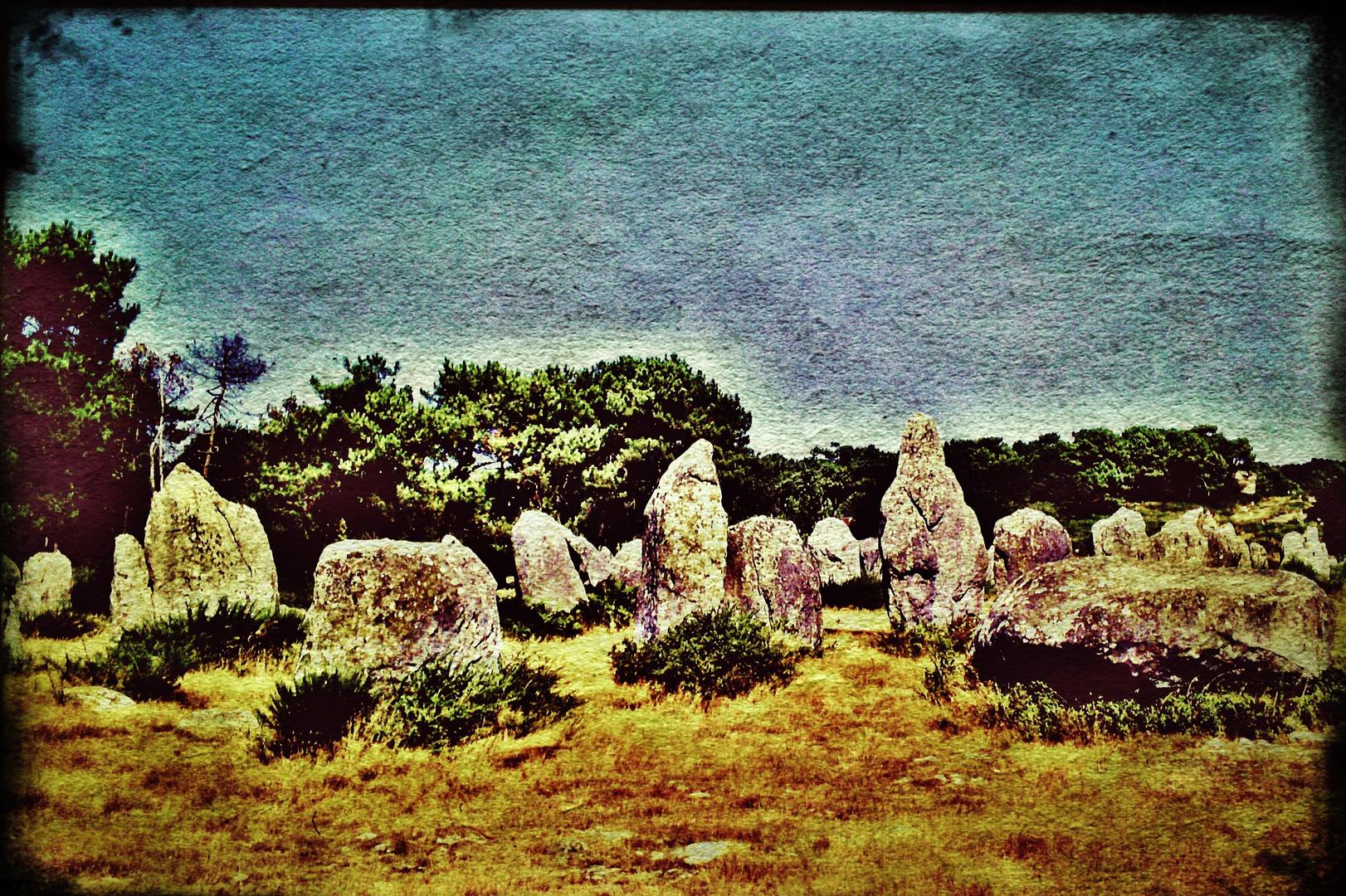 Standing Stones IV