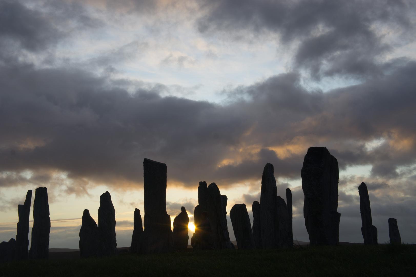 Standing Stones of Callanish, Hebriden