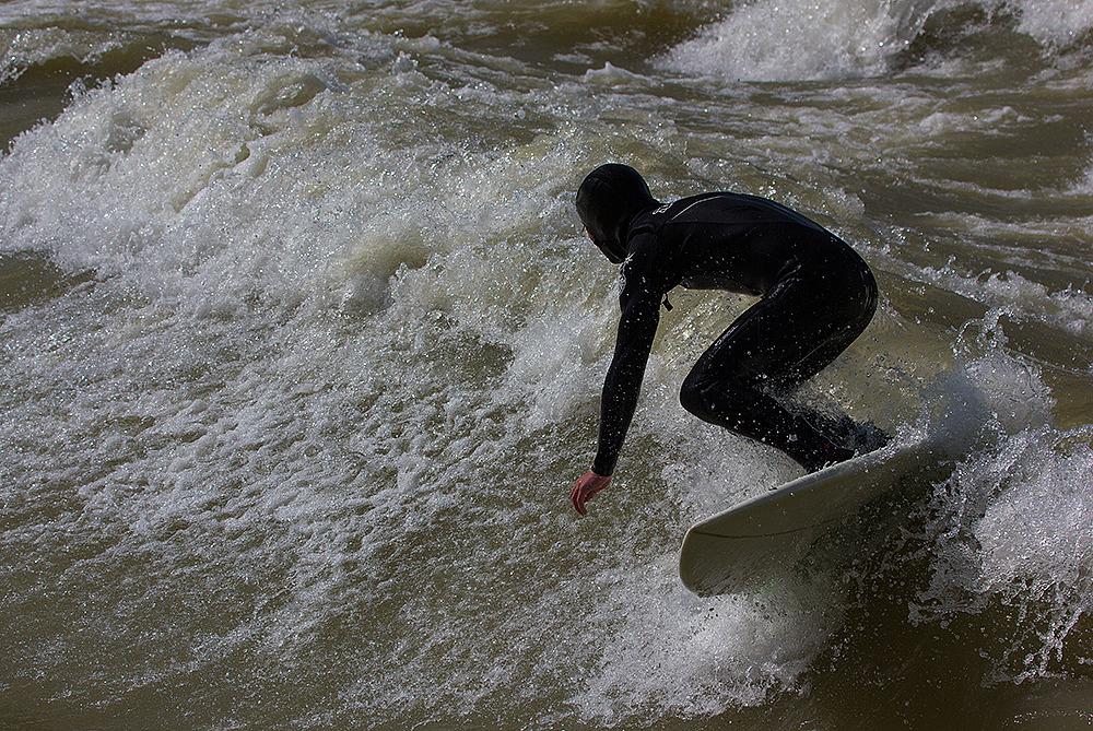 Standwellen-Surf II
