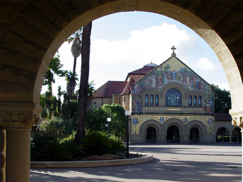 Stanford University (California/Dec 2003)