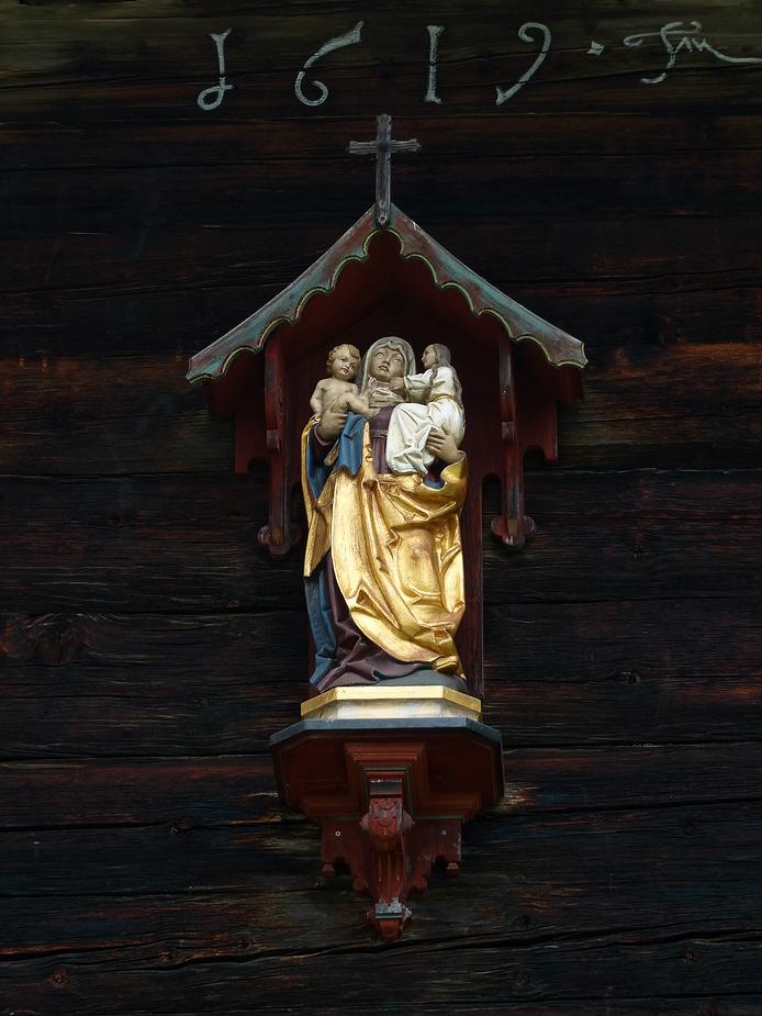 St.Anna selbdritt in Gerstruben