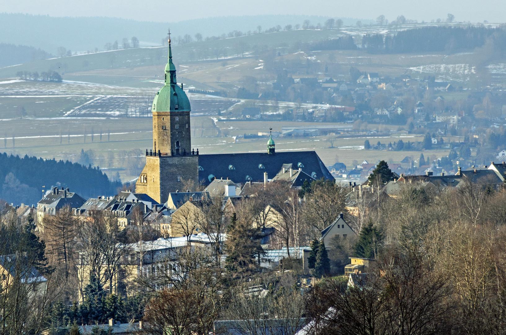 St.Annen in Annaberg Buchholz