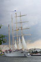 Star Flyer - Star Clippers - Rostock Warnemünde - Hanse Sail 2013