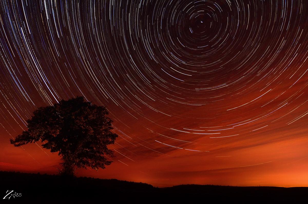 Star-Trails
