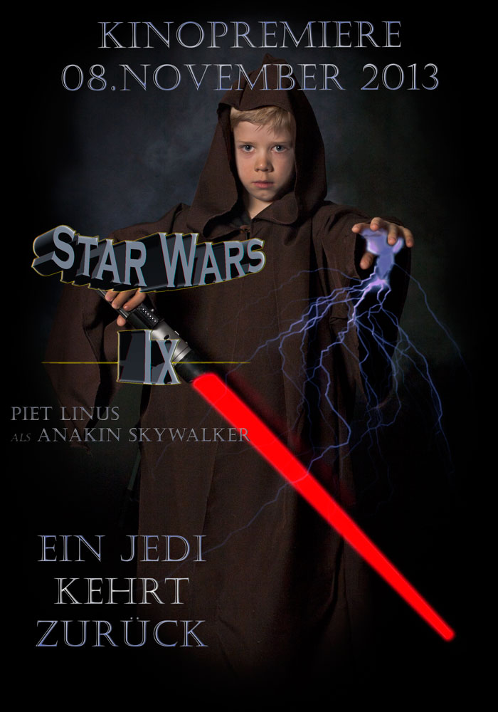 Star Wars IX Ein Jedi kehrt zurück