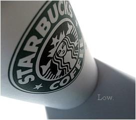 Starbucks Coffee .