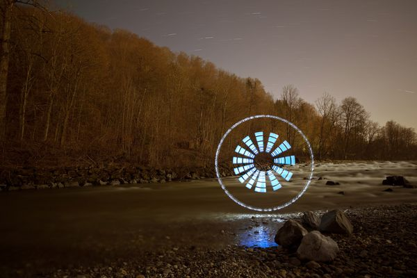 Stargate by the river