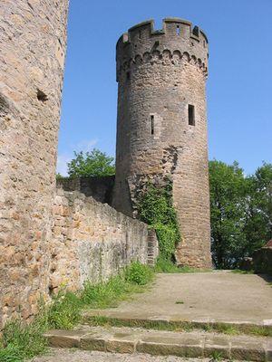 Starkenburg Heppenheim