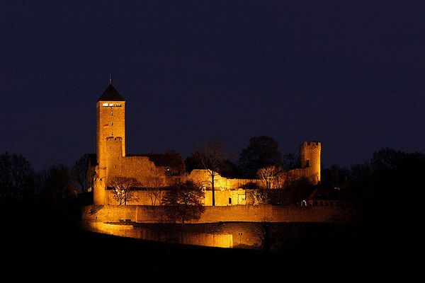 Starkenburg in Heppenheim
