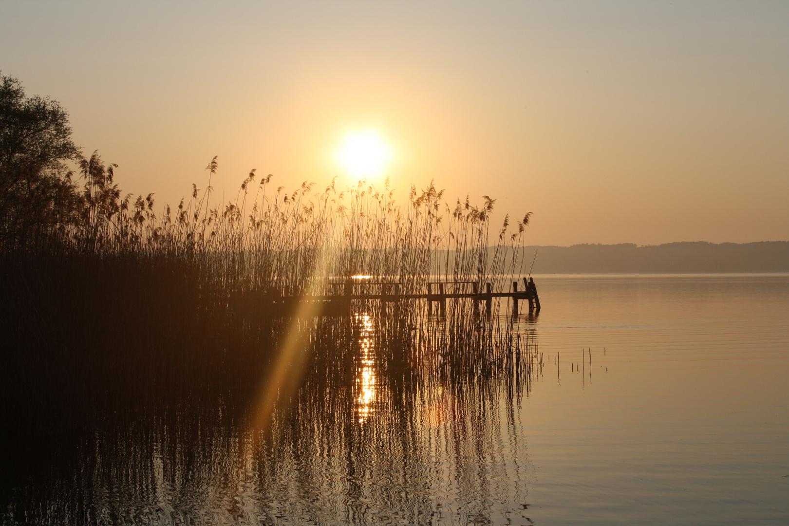Starnberger See am Morgen...