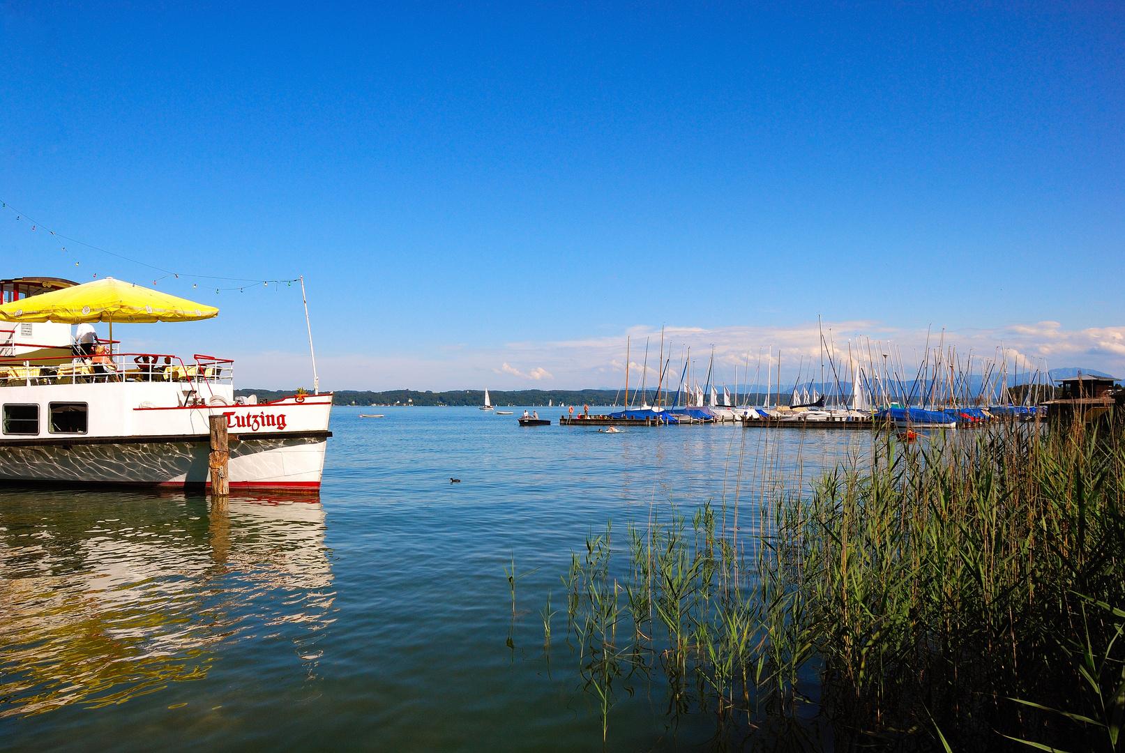 Starnberger See, Westufer