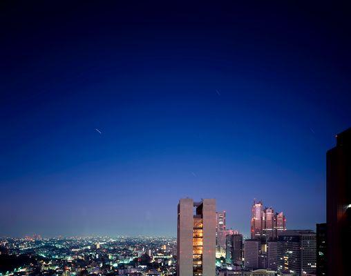 stars over tokyo