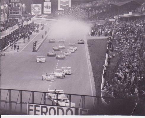 Start 1000 KM Spa 1974