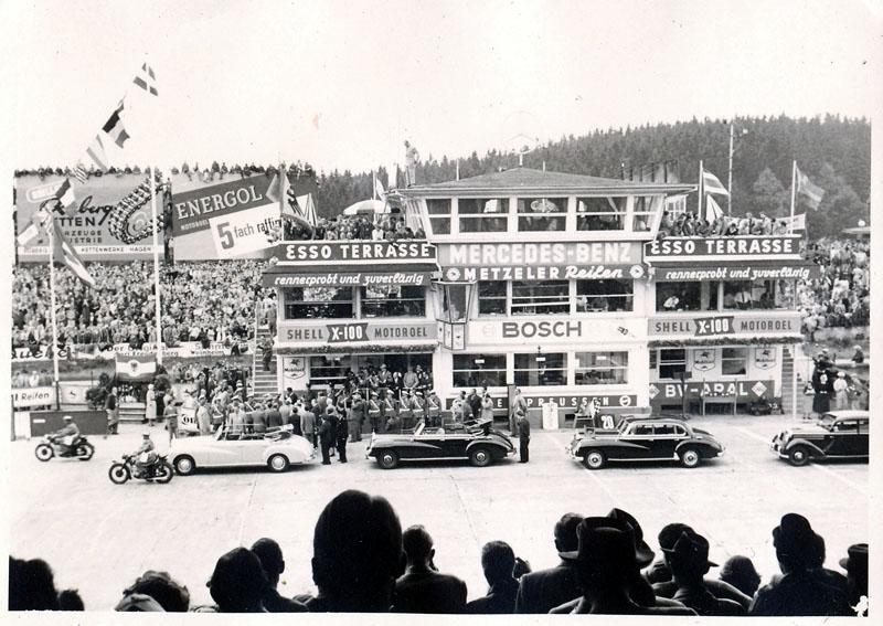 Start 1954 #1