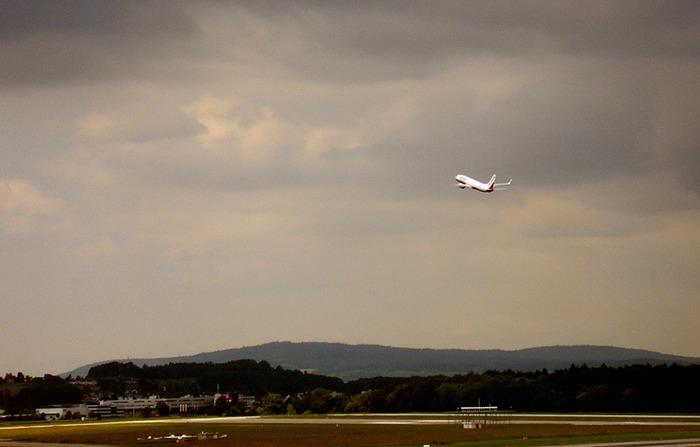 Start der Air Berlin am 07.06.2005 um 13.00 Uhr