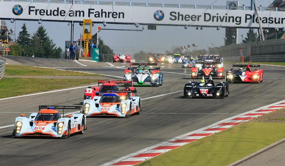 Start Le Mans-Klasse