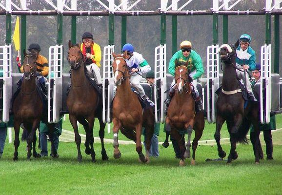 Start zum ersten Rennen in Köln 17.04.2006