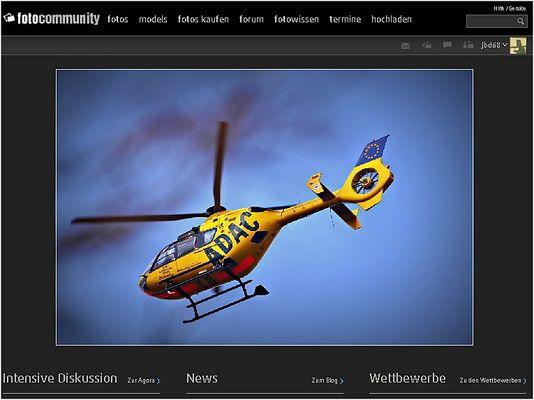 Startseite am 10.05.2012