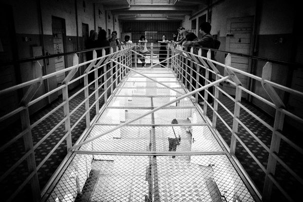 Stasi-Gefängnis Rostock
