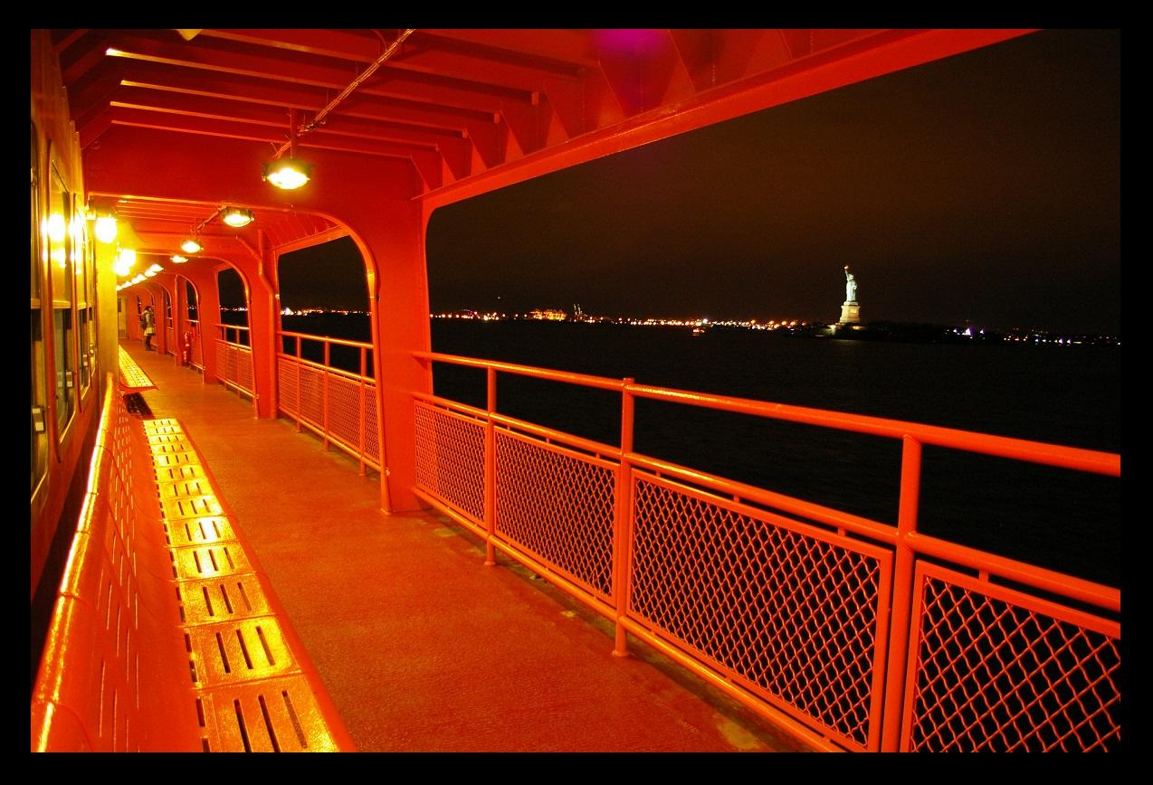 Staten Island Ferry - New York